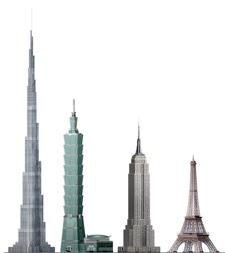 Burj dubai het hoogste gebouw n uitzicht ter wereld supermanagement - De thuisbasis van de wereld chesterfield ...