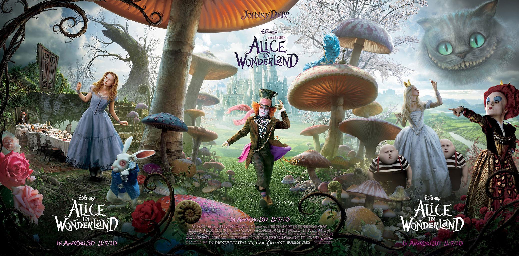 Alice in Wonderland pictures - Alice-in